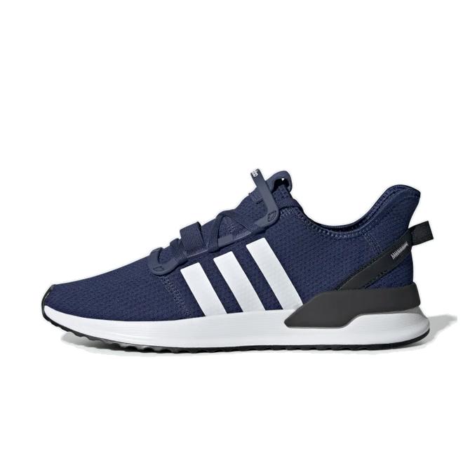 adidas U_Path 'Dark Blue' zijaanzicht