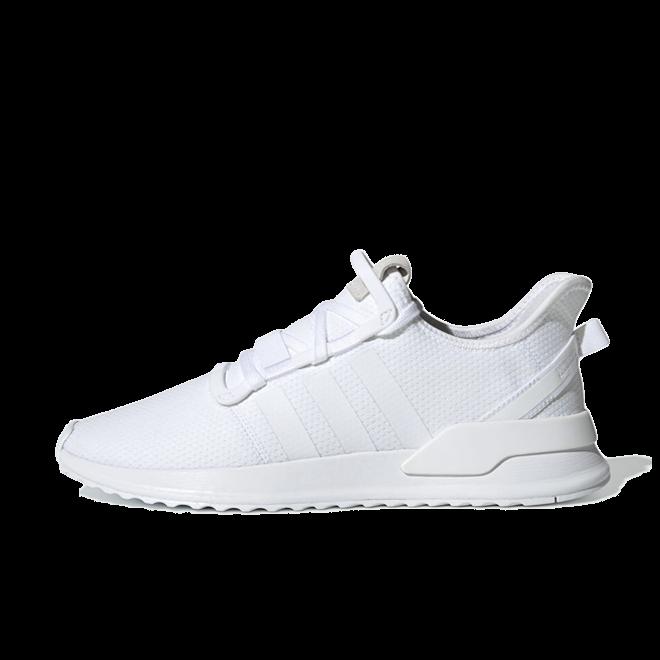 adidas U_Path 'Triple White' zijaanzicht