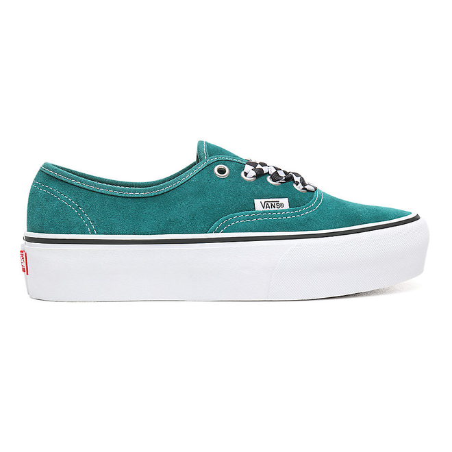 VANS Checkerboard Lace Authentic Platform 2.0
