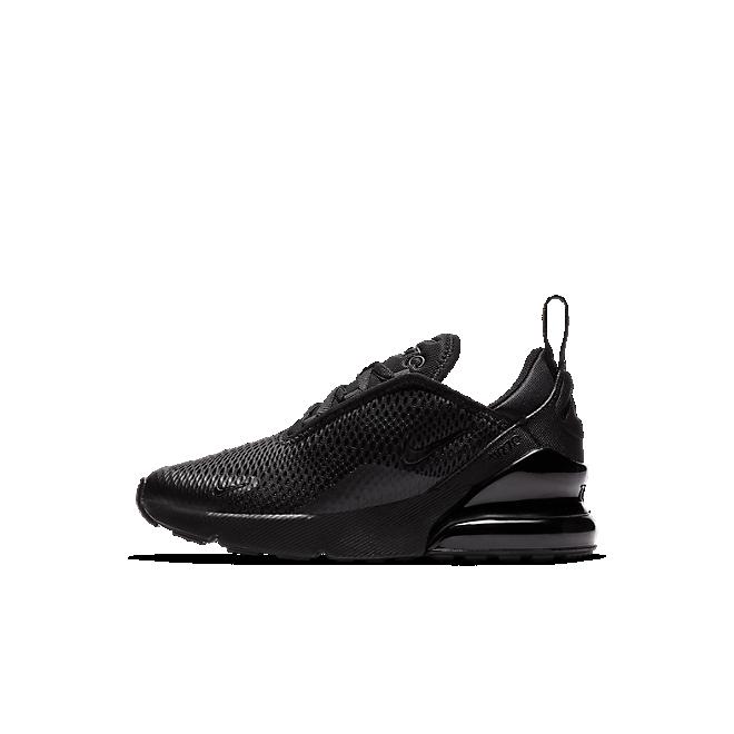 Nike Air Max 270 Kleuterschoen - Zwart