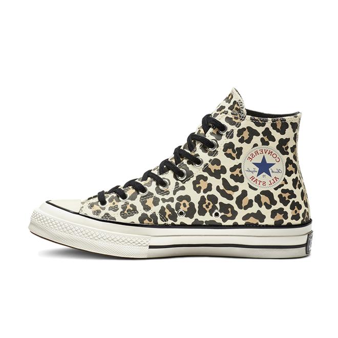 Converse Chuck 70 'Leopard' zijaanzicht