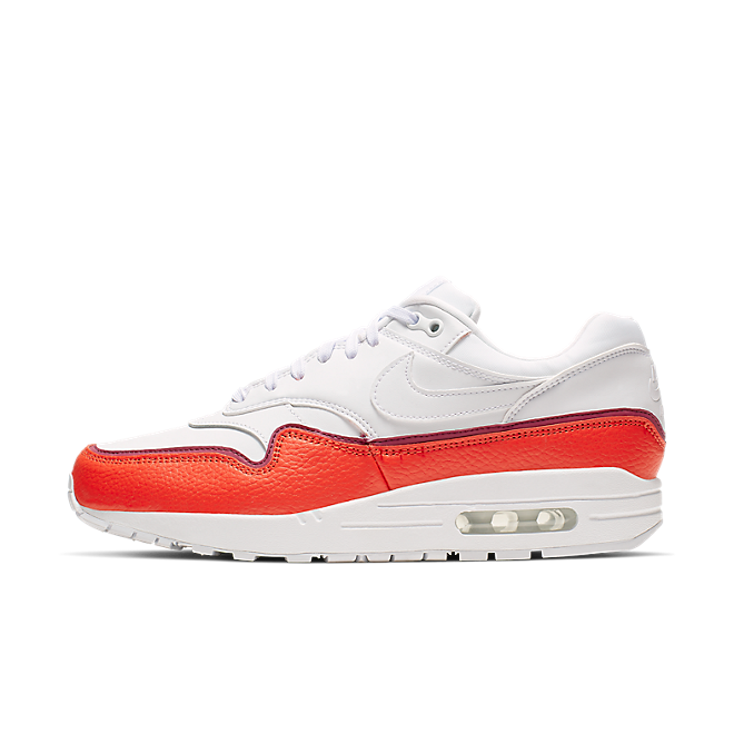 Nike Air Max 1 Liner 'Red' zijaanzicht