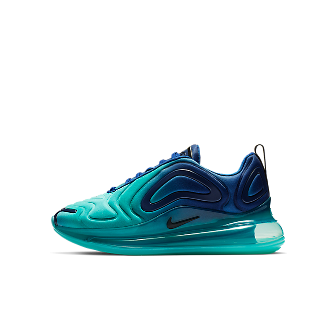 Nike Air Max 720 GS 'Sea Forrest' AQ3196-400