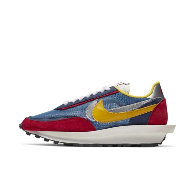 Sacai X Nike LDWaffle 'Varsity Blue'