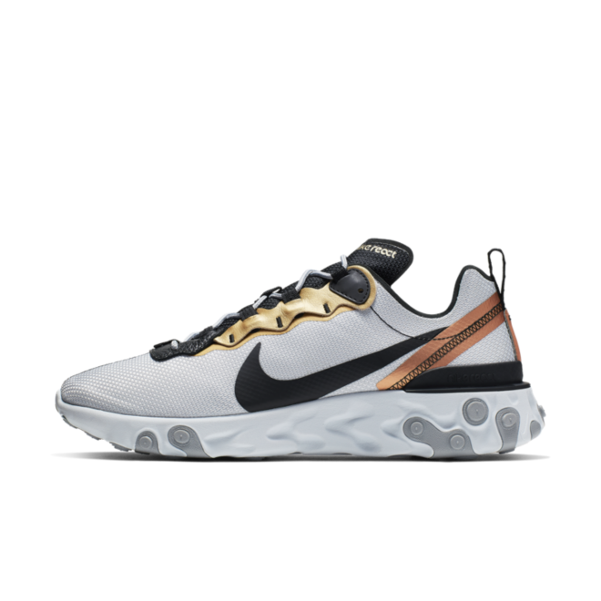 Nike React Element 55 'Gold Ranger' CD7627-001