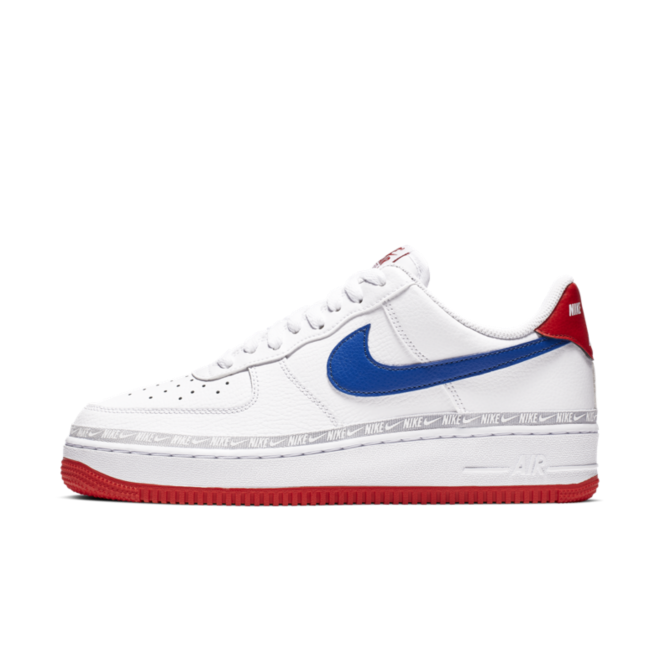 Nike Air Force 1 '07 LV8 Overbranded 'White' CD7339-100