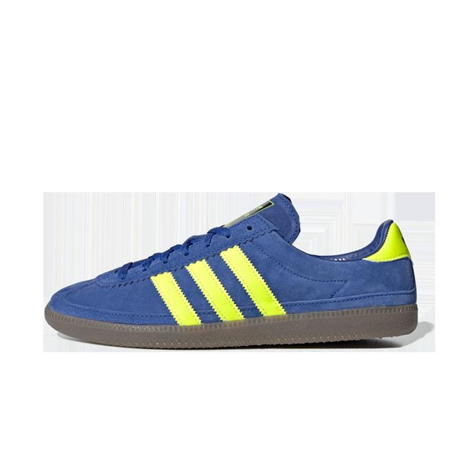 adidas Whalley SPZL 'Bold Blue' zijaanzicht