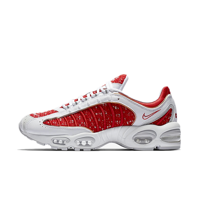 Supreme X Nike Air Max Tailwind 'White' AT3854-100