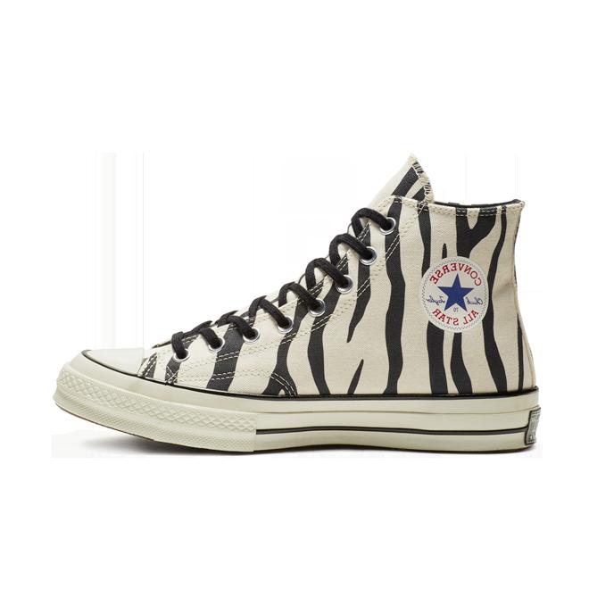 Converse Chuck 70 'Zebra' zijaanzicht