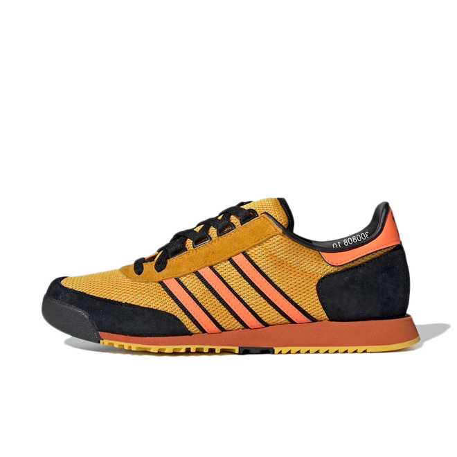 adidas SL50 SPZL 'Solar Orange' zijaanzicht