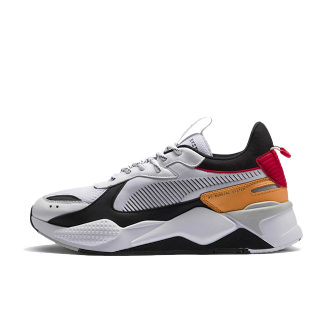 Puma RS-X Tracks 'Puma White'