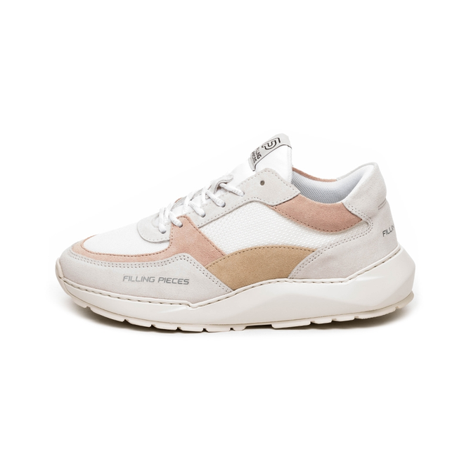 Filling Pieces Low Kyoto Arch Runner Elara (White)