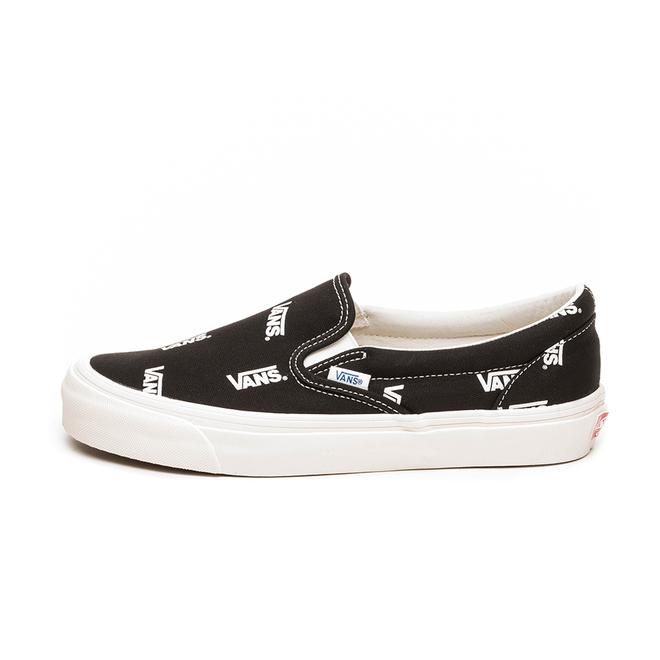 Vans OG Classic Slip-On (Black / Marshmallow)