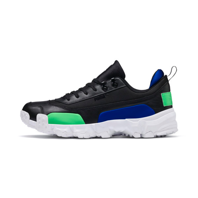 Puma Trailfox Leather Sneakers