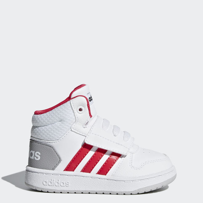 adidas Hoops 2.0 Mid Schuh | F35835