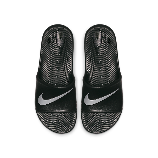 Nike Kawa Shower Black/ Metallic Silver