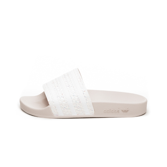 adidas Adilette W (Oracle Tint / Ftwr White / Oracle Tint)