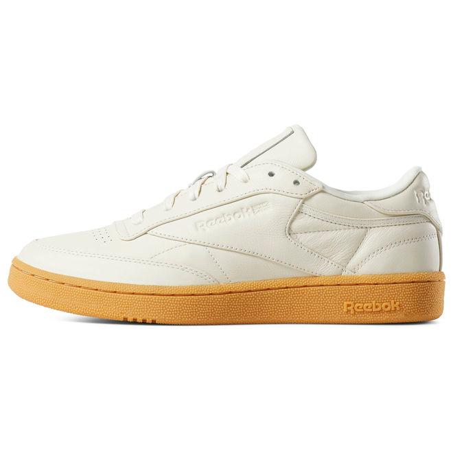 Reebok Club C 85 MU (Classic White / Gum)