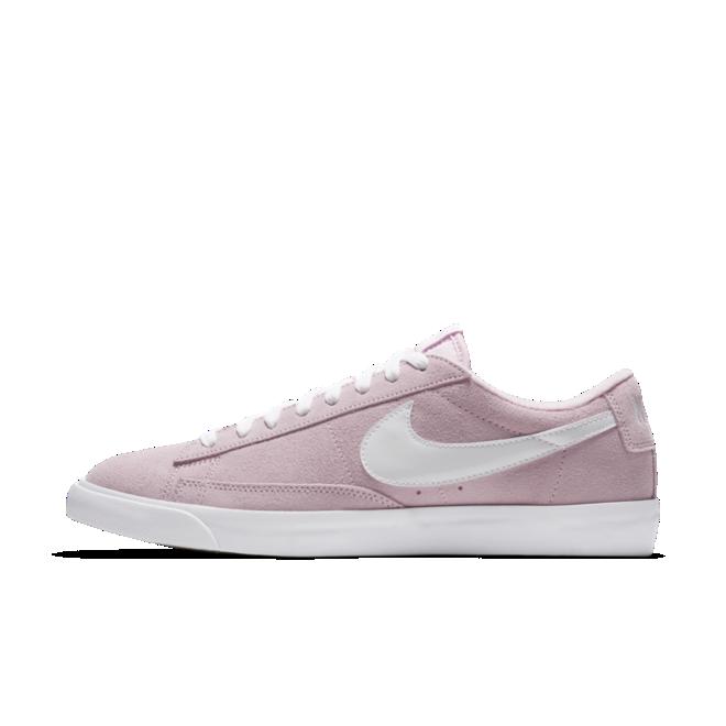 Nike Blazer Low Premium 'Pink' BQ6813-600