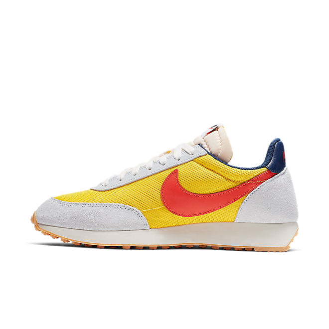 Nike Air Tailwind 'Tour Yellow' zijaanzicht