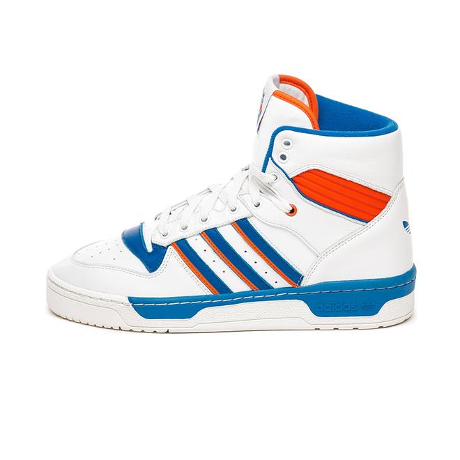adidas Rivalry (Crystal White / Blue / Orange)