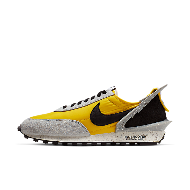 UNDERCOVER X Nike Daybreak 'Yellow' zijaanzicht