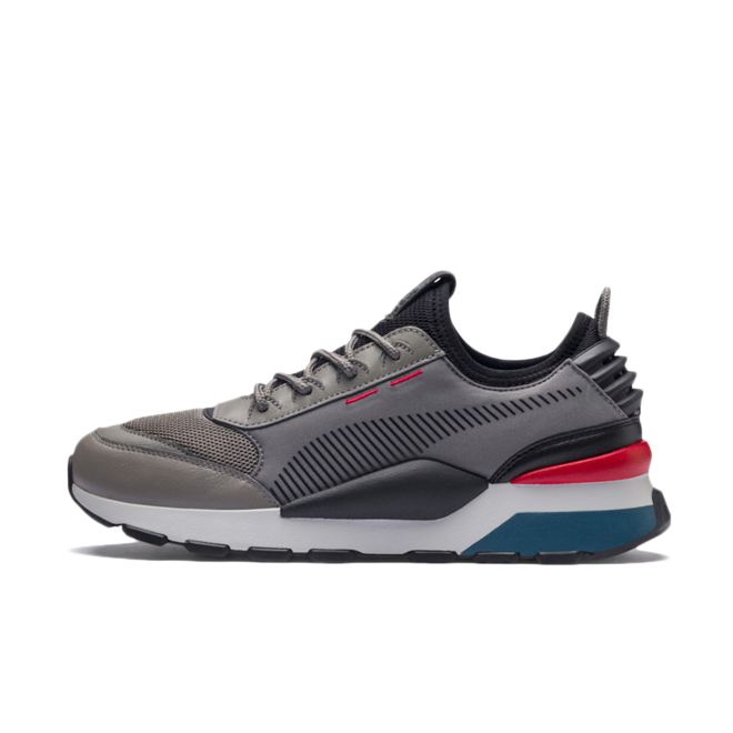 Puma RS-0 'Dark Grey' zijaanzicht
