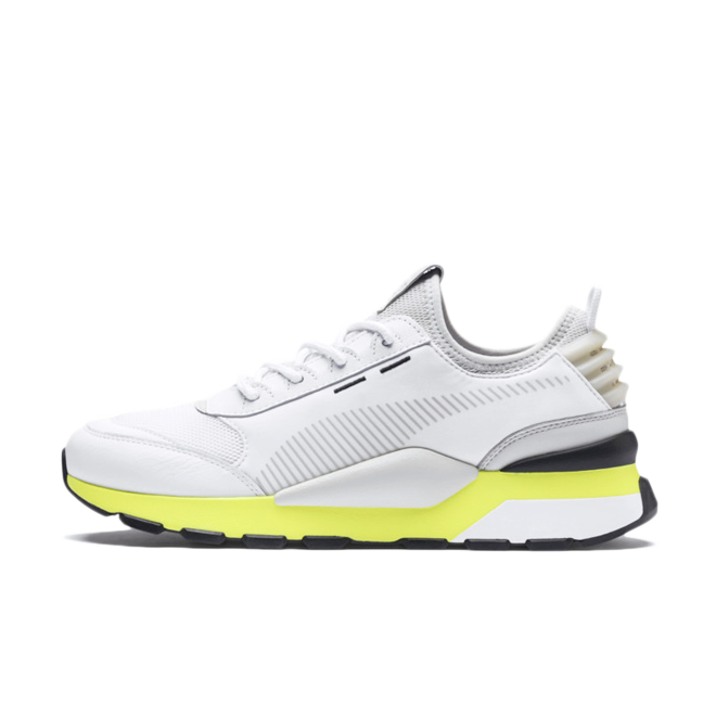 Puma RS-0 'White/Yellow' zijaanzicht