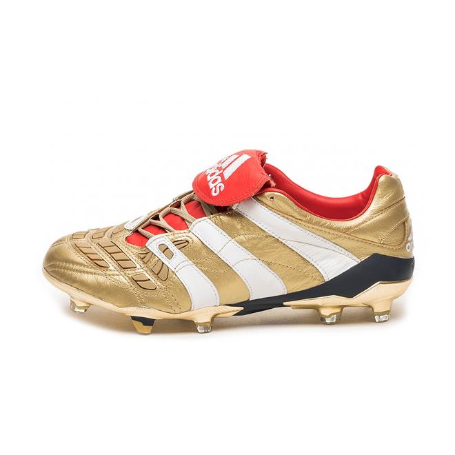 adidas Predator Accelerator FG *Zinédine Zidane* (Gold Metallic / Gol