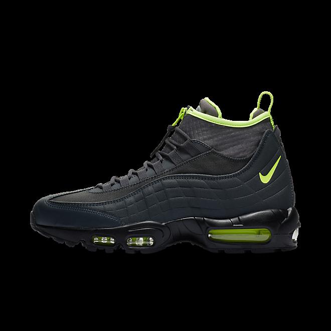 Nike Air Max 95 Sneakerboot Anthracite Volt Dark Frey 806809003  806809003