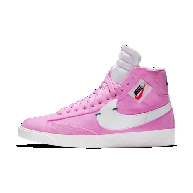 Nike Blazer Mid Rebel XX 'Psychic Pink'