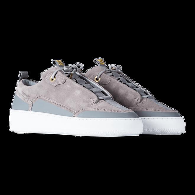 Mason Garments Milano Next Gen - Suede - Grey