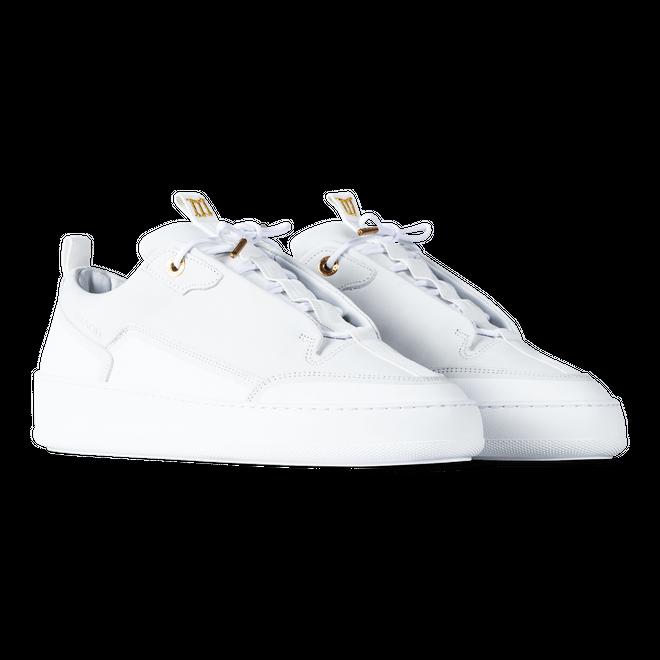 Mason Garments Milano Next Gen - Nubuck - White