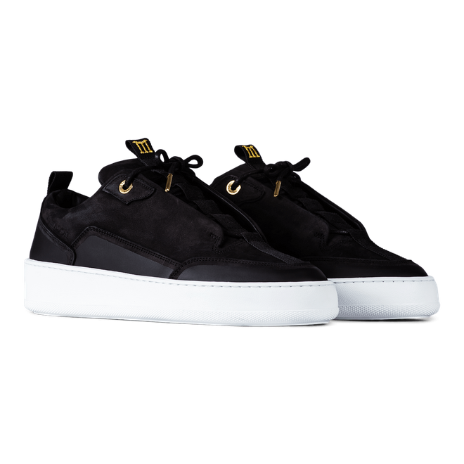Mason Garments Milano Next Gen - Nubuck - Black