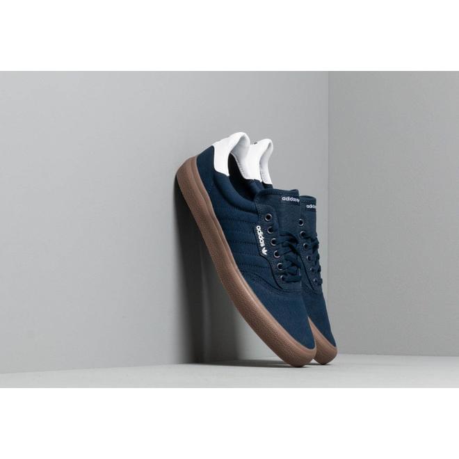 adidas 3MC Colegiate Navy/ Ftw White/ Gum5