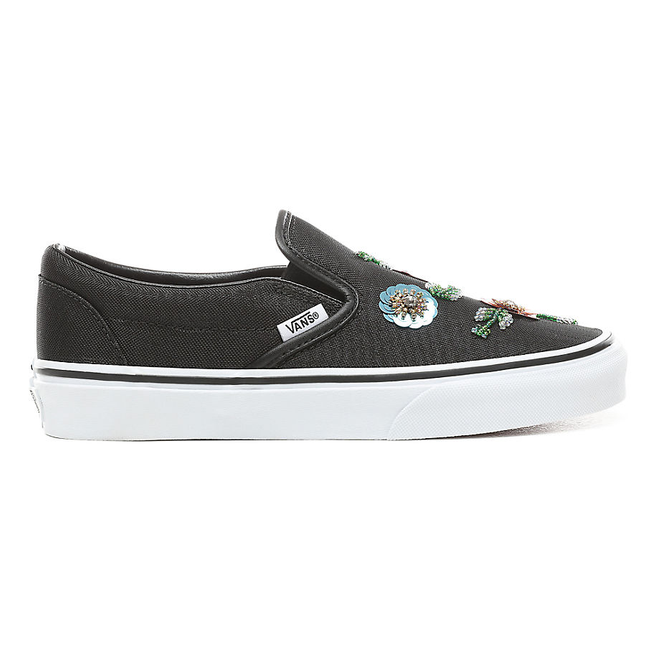 VANS Floral Sequins Slip-on