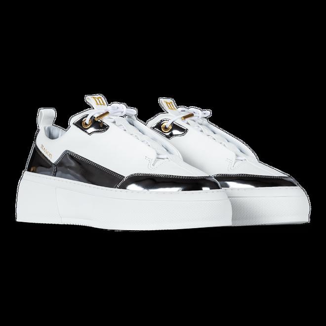 Mason Garments Next Gen Milano - Mirror - White / Gun Metal