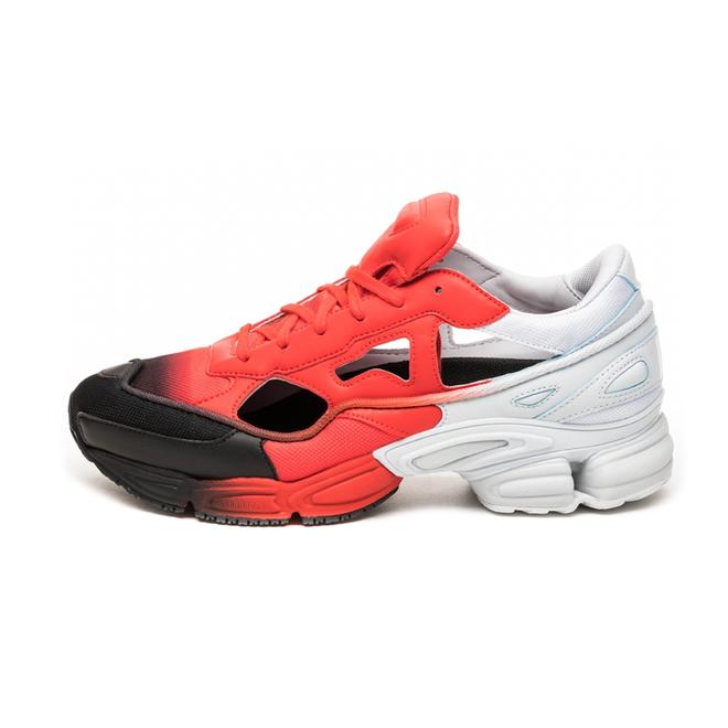 adidas x Raf Simons Replicant Ozweego (Halo Blue / Red / Red)
