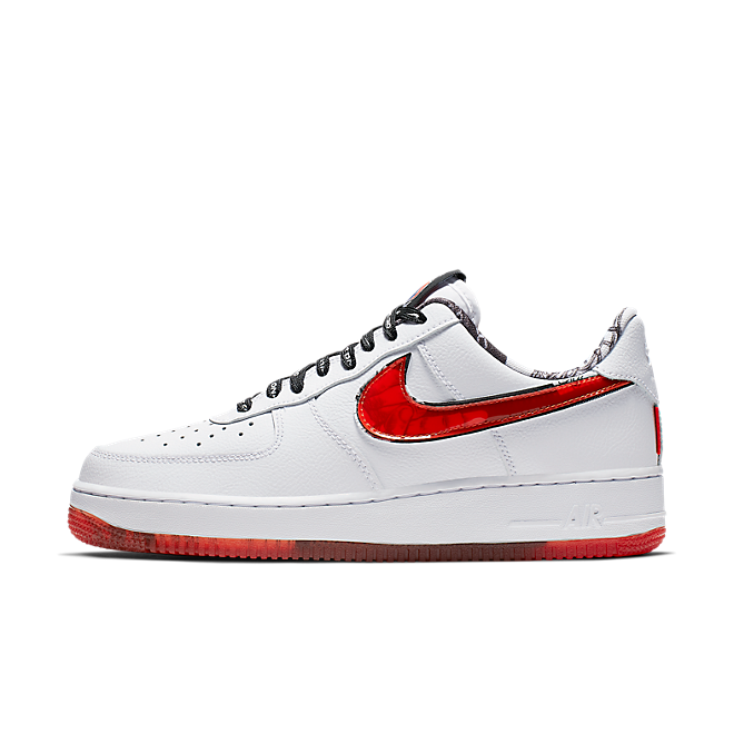 Nike Air Force 1 'Only Once' zijaanzicht