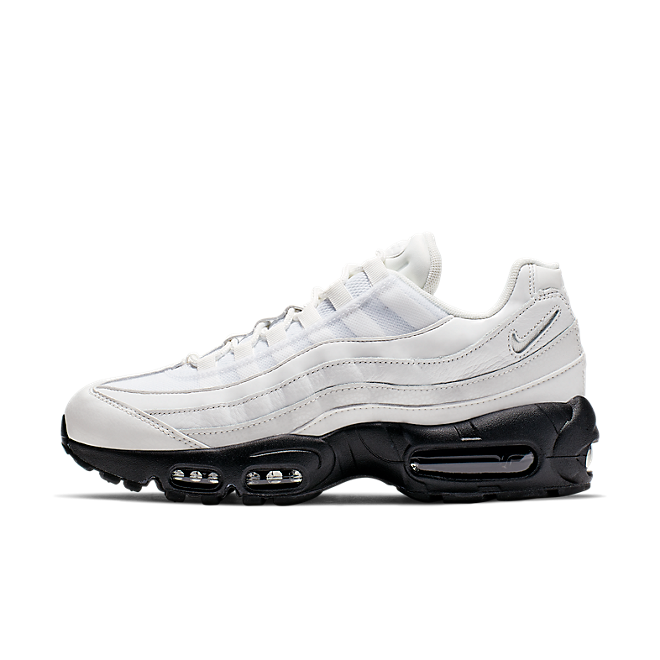 Nike Air Max 95 SE 'White/Black' zijaanzicht