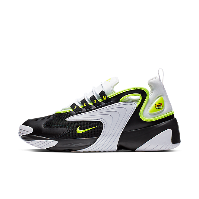 Nike Zoom 2K 'Black/Volt'
