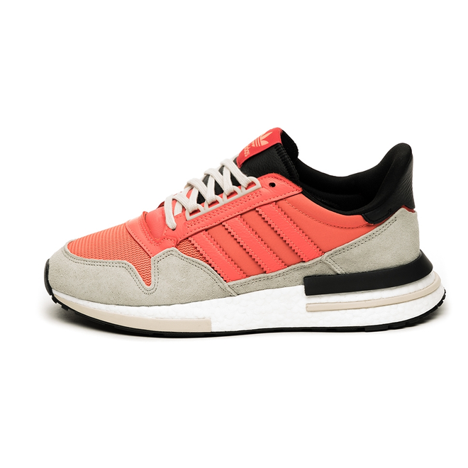 fashion style elegant shoes many fashionable adidas ZX 500 RM (Solar Red / Core Black / Ftwr White) | DB2739