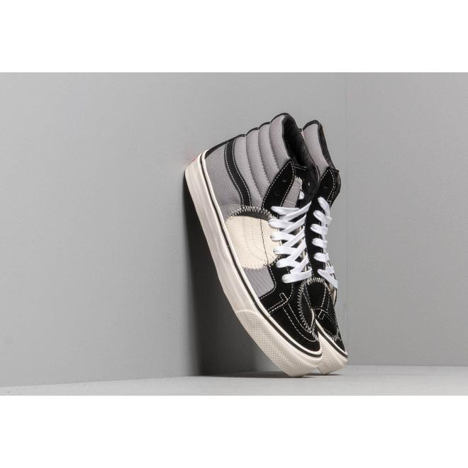 Vans SK8-Hi Bricolage LX (Vintage) Black/ Marshmall