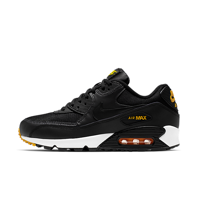 Nike Air Max 90 'Black/Yellow'