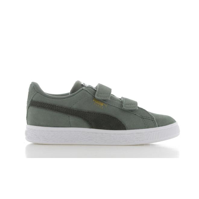 Puma Suede Classic PS Groen Kinderen | 363075 16 | Sneakerjagers