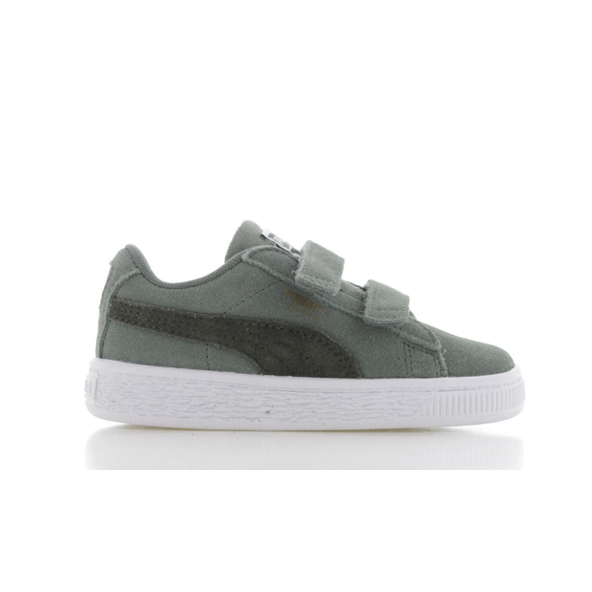 Puma Suede Classic Inf Groen Peuters | 363077-16 | Sneakerjagers