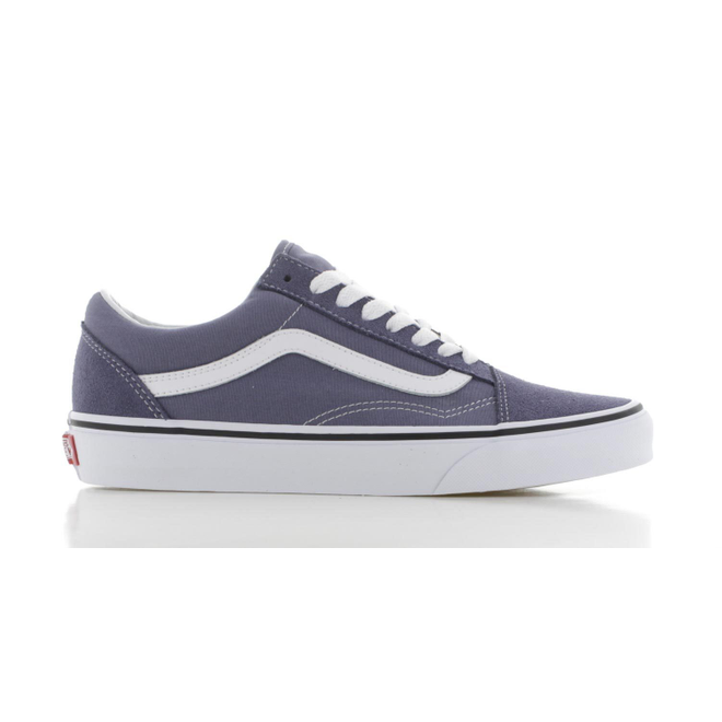 vans old skool dames blauw