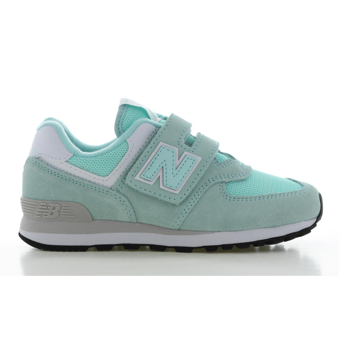 New Balance YV574EL Turquoise Kinderen