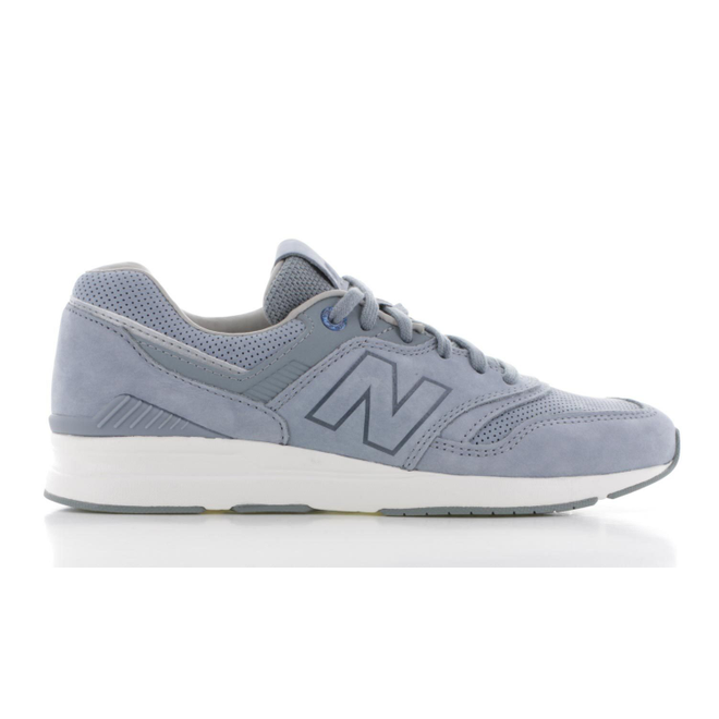 new balance dames blauw