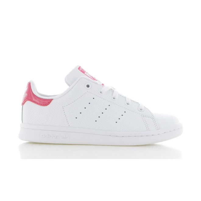 adidas Stan Smith Wit Roze Kinderen | DB1203 | Sneakerjagers